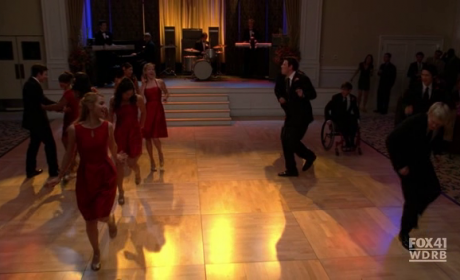 Glee 2x08