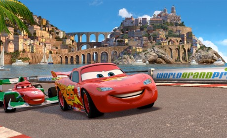 Cars 2 - Rayo McQueen
