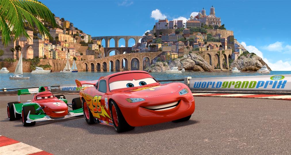 Cars 2 – Rayo McQueen : EnClave de Cine