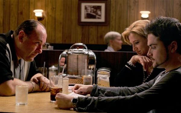 Sopranos finale Don't Stop Believin'