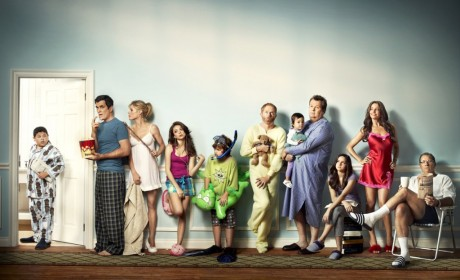 Modern Family ensemble cast