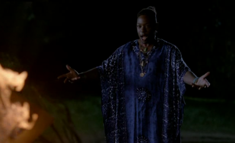 True Blood season 4 finale - Lafayette