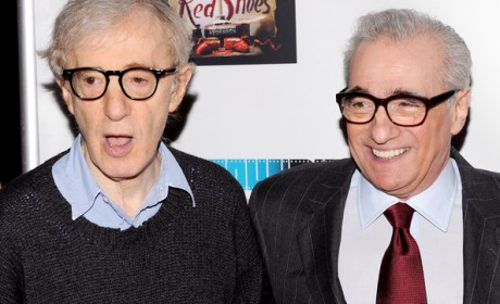 Woody Allen &amp; Martin Scorsese