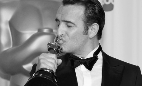 The artist - Oscars 2012 - Jean Dujardin