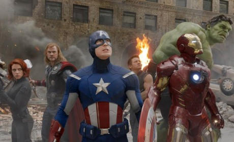 Los vengadores - The avengers (2012)