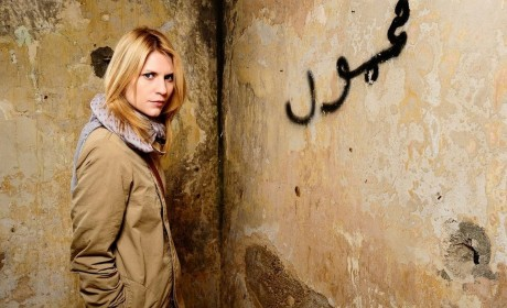 Homeland - Claire Danes