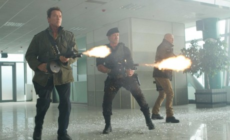 Los mercenarios 2 (The Expendables 2) de Simon West (2012)