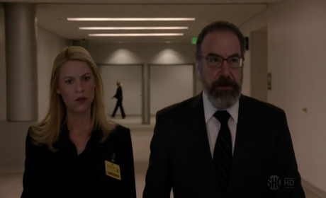 Homeland Season 2 Finale