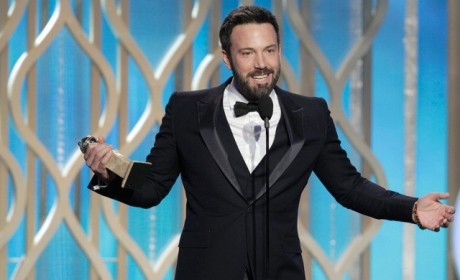 Globos de Oro 2013: Ben Affleck