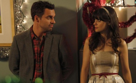New Girl - Nick & Jess (1x09)