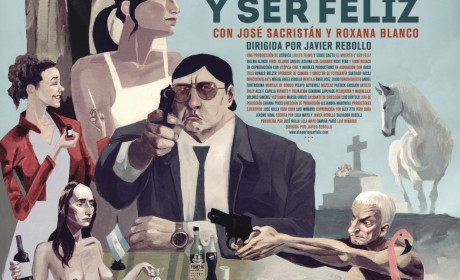 El muerto y ser feliz (2012) de Javier Rebollo