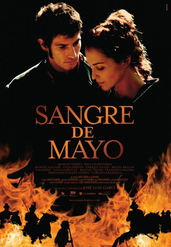 Sangre de mayo (2008) de José Luis Garci