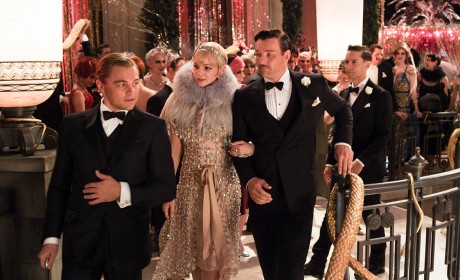 El gran Gatsby (2013) de Baz Luhrmann
