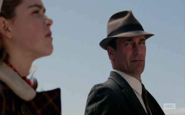 Mad Men 6x13 - In care of