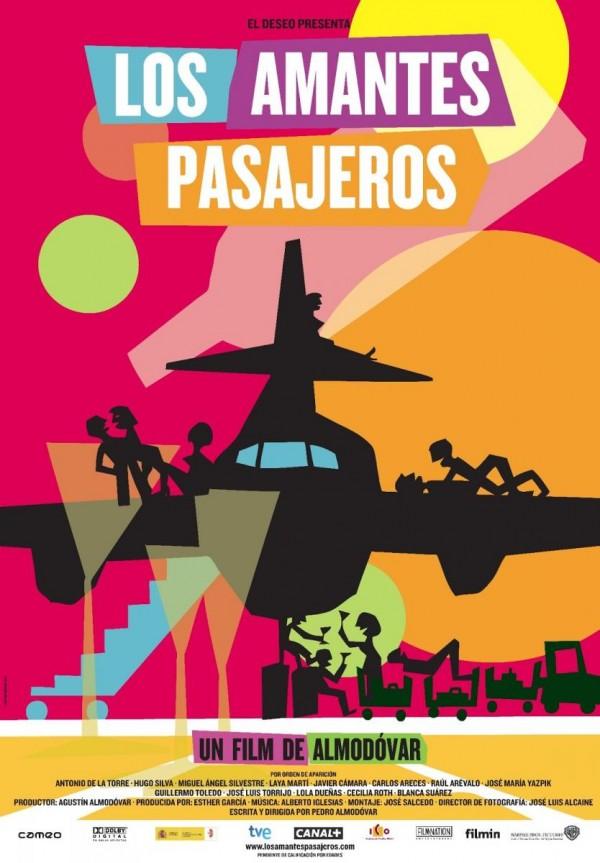 Los amantes pasajeros (2012) de Pedro Almodóvar