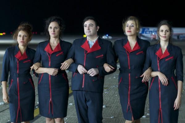 Los amantes pasajeros (2013) de Pedro Almodóvar