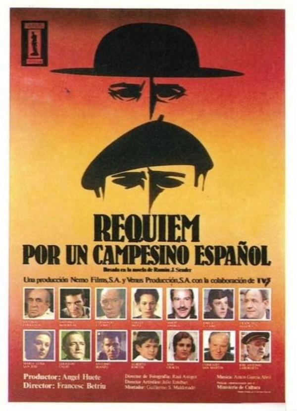Réquiem por un campesino espanol (1958) de Francesc Bertriu
