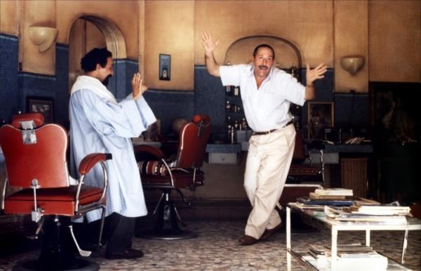 El marido de la peluquera (1990) de Patrice Leconte