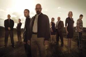 Breaking Bad season 5 ensemble