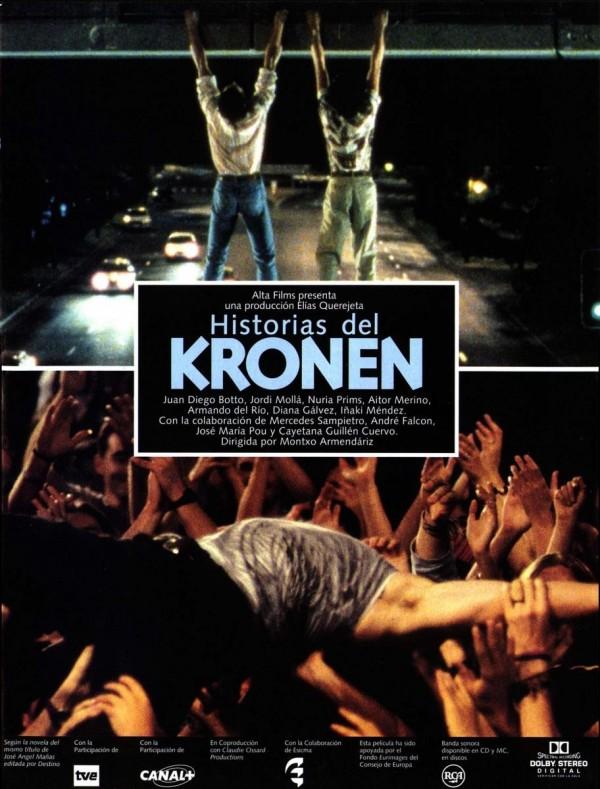 Historias del Kronen (1995) de Montxo Armendáriz