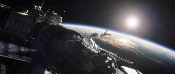 Gravity (2013) de Alfonso Cuarón