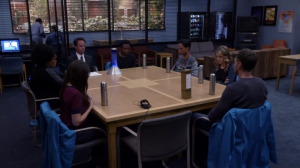 Community 5x04: Cooperative Polygraphy