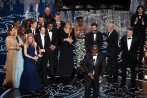 Oscars 2014: 12 años de esclavitud