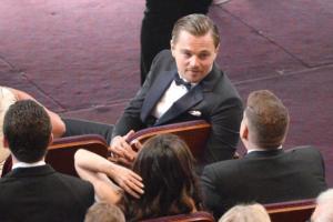 Oscars 2014: Leonardo DiCaprio