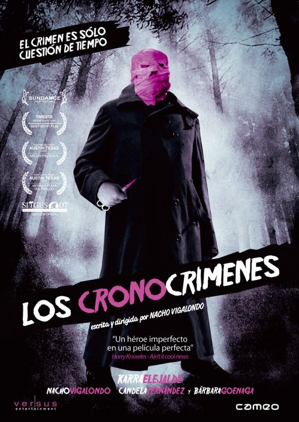 Los cronocrímenes (2007) de Nacho Vigalondo