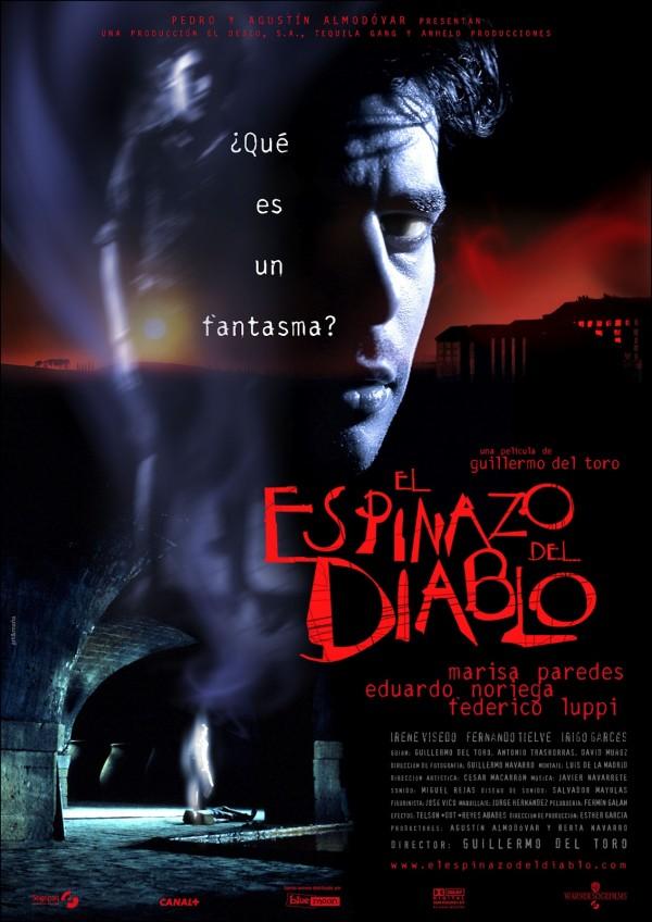 El espinazo del diablo (2001) de Guillermo del Toro