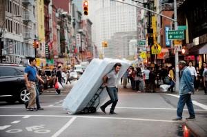 Nueva vida en Nueva York (2013) de Cédric Kaplisch