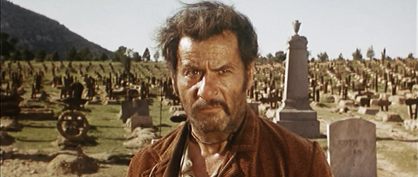 El bueno, el feo y el malo (1966) de Sergio Leone