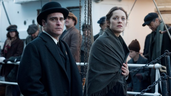 El sueño de Ellis (The immigrant) de James Gray (2013)