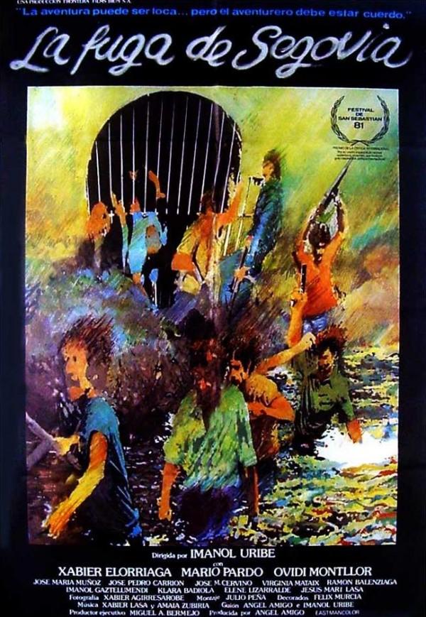 La fuga de Segovia (1981) de Imanol Uribe