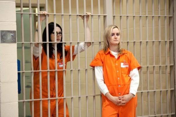Orange is the new black 2x01: Thirsty bird