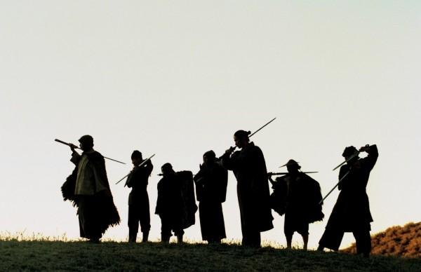 Siete espadas (2005) de Tsui Hark