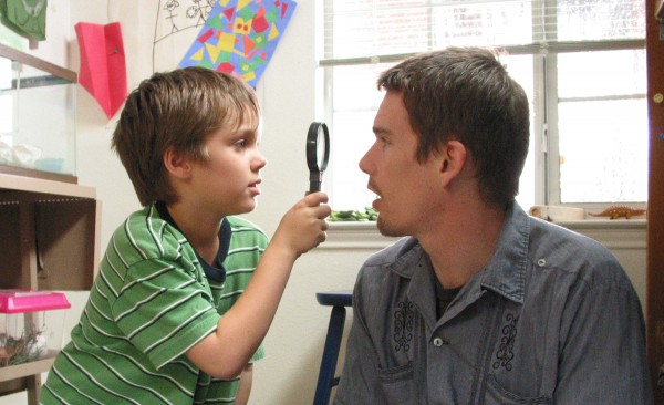 Boyhood (Momentos de una vida) de Richard Linklater (2014)