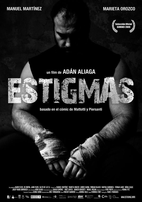 Estigmas (2009) de Adán Aliaga
