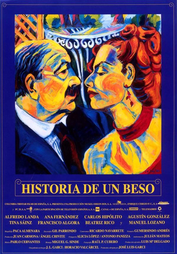 Historia de un beso (2002) de José Luis Garci