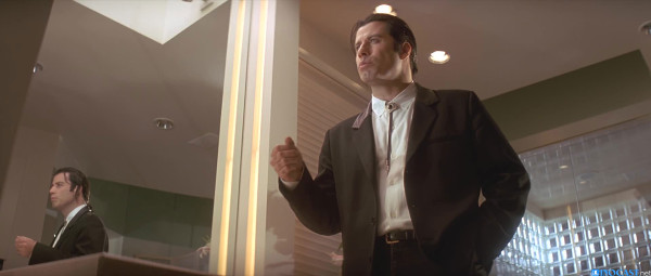 Pulp fiction (1994) de Quentin Tarantino