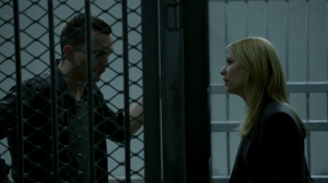Homeland 4x02: Trylon and Perisphere