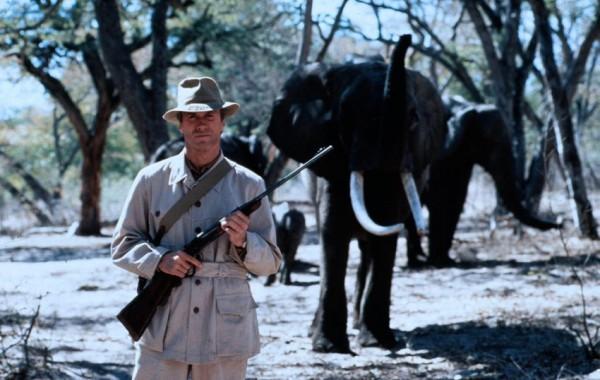 Cazador blanco, corazón negro (1990) de Clint Eastwood