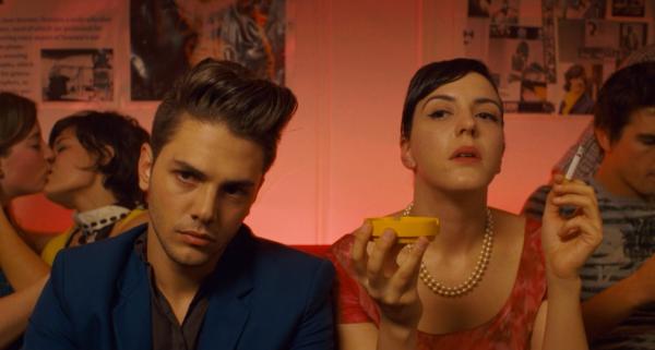 Los amores imaginarios (2010) de Xavier Dolan