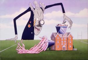 Pink Floyd: el muro (1982) de Alan Parker