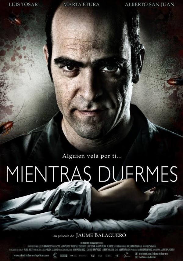 Mientras duermes (2011) de Jaume Balagueró