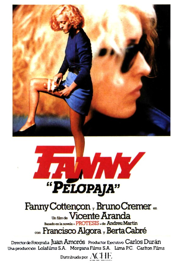 Fanny Pelopaja (1984) de Vicente Aranda