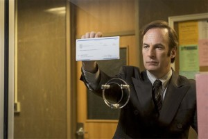 Better call Saul 1x01: Uno