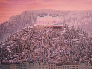 El gran hotel Budapest (2014) de Wes Anderson