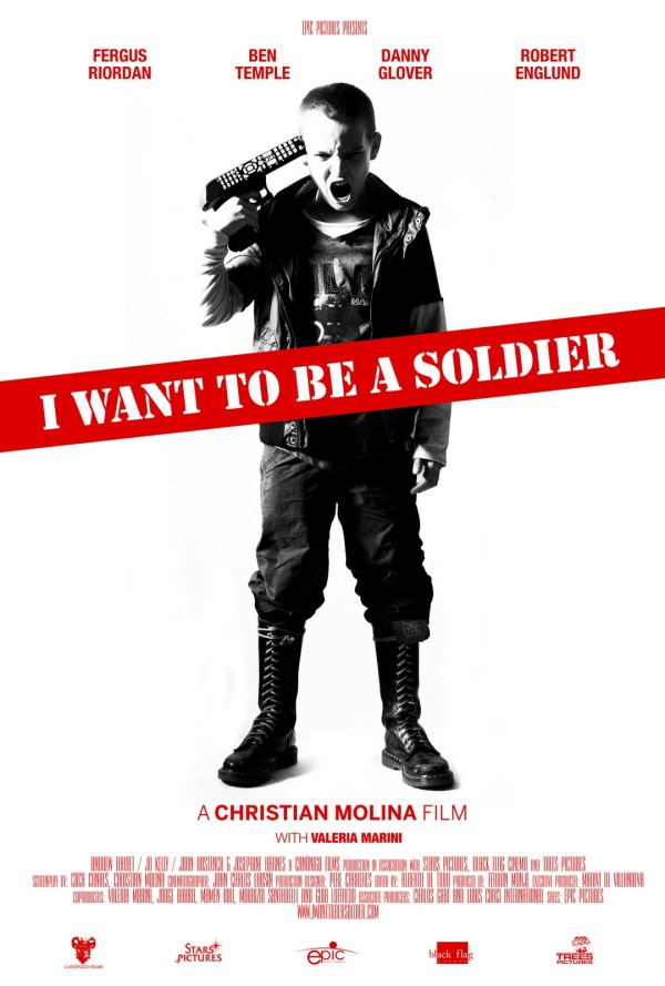 De mayor quiero ser soldado (2010) de Christian Molina