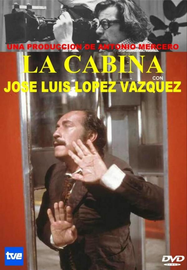 La cabina (1972) de Antonio Mercero